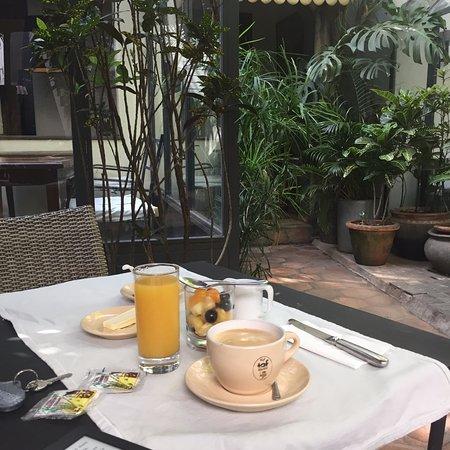 Hotel La Ribaudiere Foto