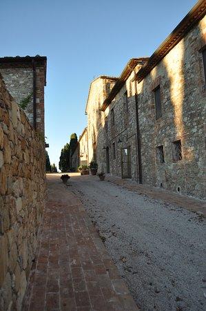 Castello di Casole Private Estate & Spa: gorgeous