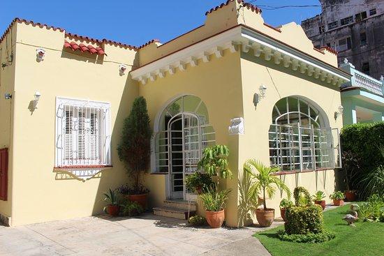 La maison des hotes picture of casa park havana for Des maison et des hotes