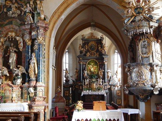 Wallfahrtskirche Maria Gail