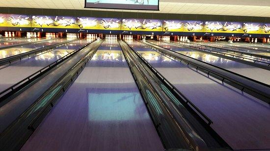 Bowling du Trefle