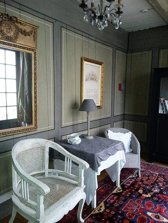 salon de d tente bild fr n la maison douce saint martin de re tripadvisor. Black Bedroom Furniture Sets. Home Design Ideas