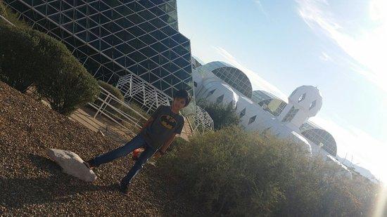 Oracle, Аризона: Biosphere.  ...