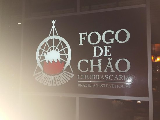 fogo de chao brazilian steakhouse great atmosphere fun and food