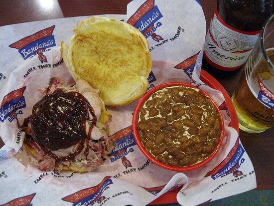 Collinsville, إلينوي: Bandana's, Collinsville