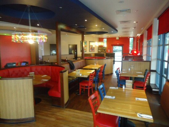 Pizza Hut Queensferry Menu Prices Restaurant Reviews