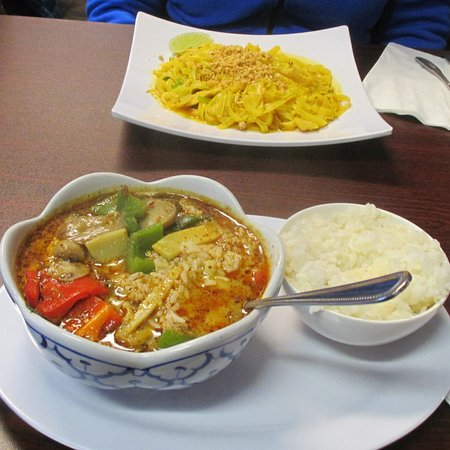 Thai Food In Eau Claire Wisconsin