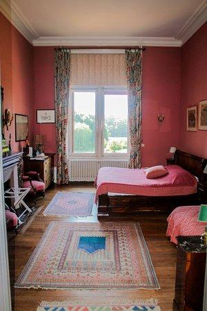 Buzancais, Francia: Chambre Elfie