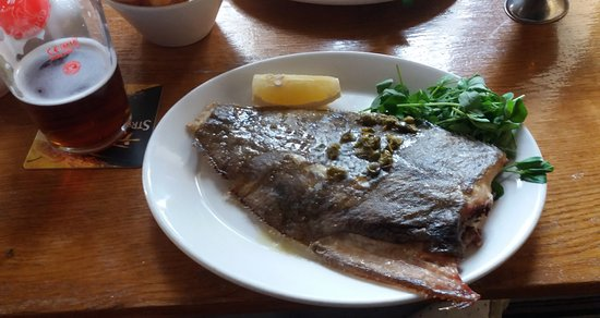 Ellerby, UK: The Dover Sole