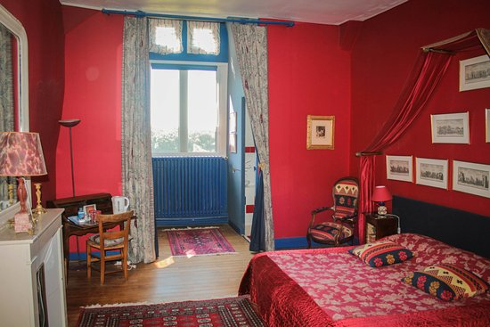 Buzancais, Francia: Chambre Marin