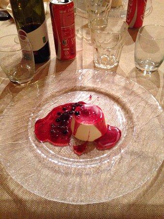Tenuta Del Perugino: Un excellent dessert !
