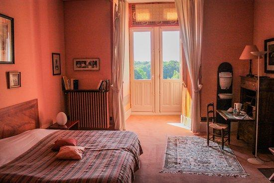 Buzancais, Francia: Chambre Olivier