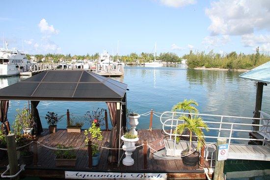 Pelican Bay at Lucaya: L'imbarco per la spiaggia