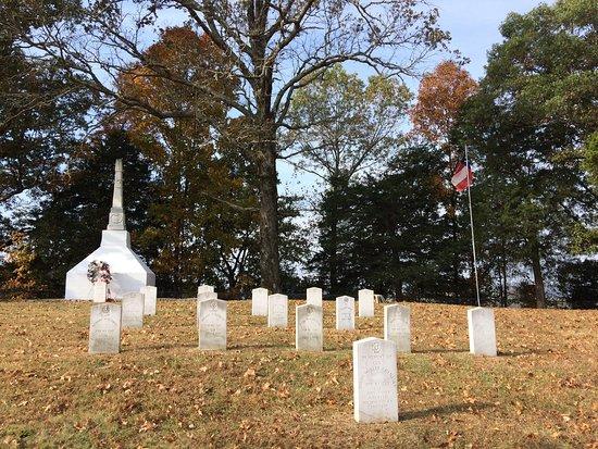 Campbellsville, KY: Battlefield drive