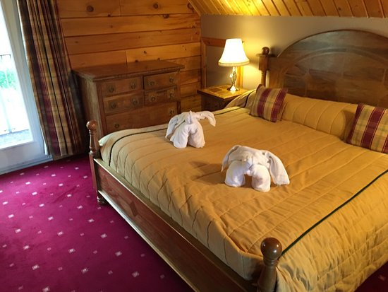 Lodges on Loch Ness: Pictures from lodge no.2
