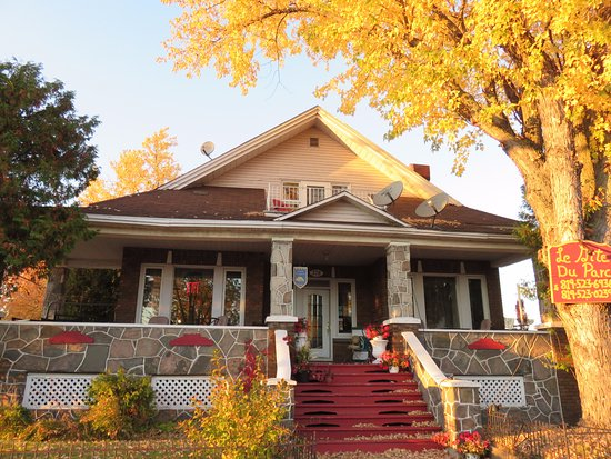 La Tuque, Kanada: Glorious in autumn