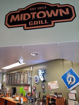Yuba City, Kalifornien: Midtown grill
