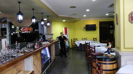 Uno de nuestros salones comedores - Picture of Asador As De Brasa ...
