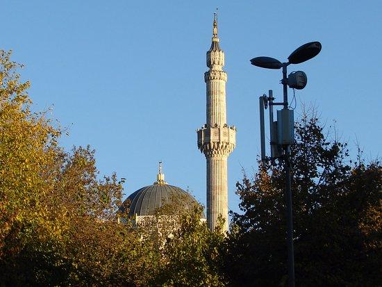 Yildiz Hamidiye Camii