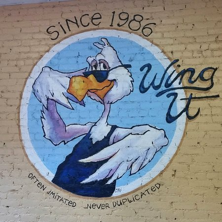 Photo of American Restaurant Wingit Foods INC at 1153 Commonwealth Ave, Allston, MA 02134, United States