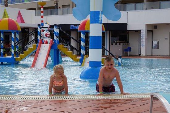 Royal Belvedere : kids pool