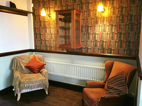 Rustington, UK: Seating area