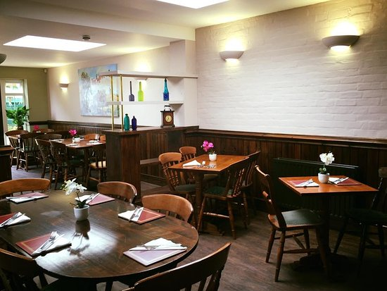 Rustington, UK: Restaurant picture