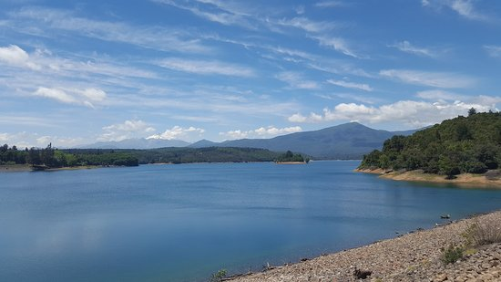 Parral, Chile: Embalse Digua