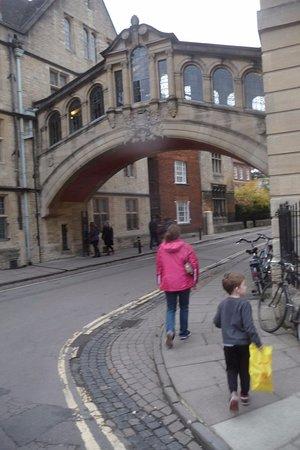 Bridge of Sighs: The bridge