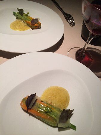 Los Gatos, Kalifornien: Fall Garden Chef Tasting Menu