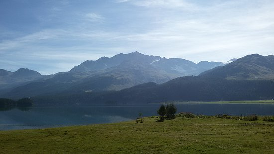 Sils im Engadin, Suiza: Relax assoluto!
