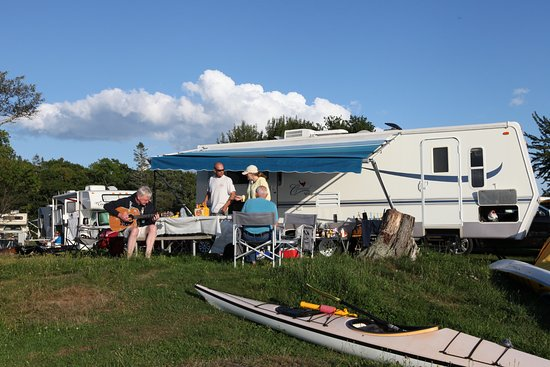 Foto Bar Harbor Campground KOA