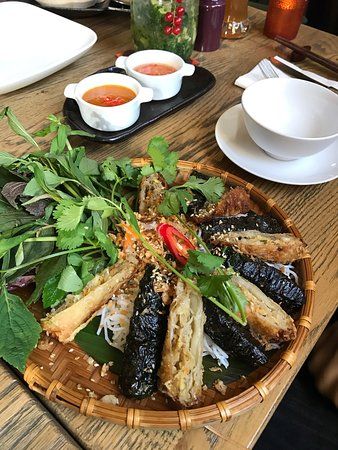 thao vietnamesisches restaurant very delicious food and drinks