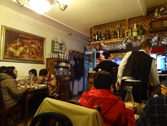 El Toro Steak House: es war voll !