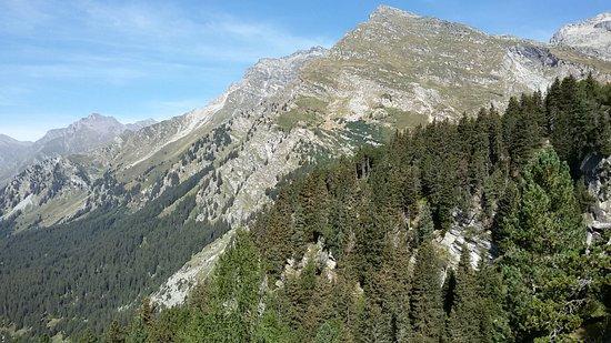 Canton of Graubunden, Switzerland: Che piacere guidare quassù..