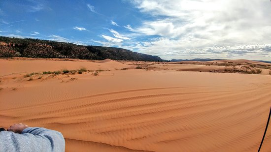 Coral Pink Sand Dunes State Park: 20161023_141612_HDR_large.jpg