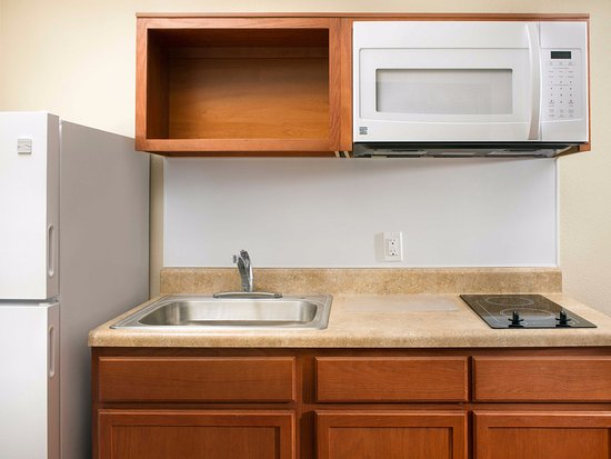WoodSpring Suites Shreveport Bossier City: Kitchens In Every Room.