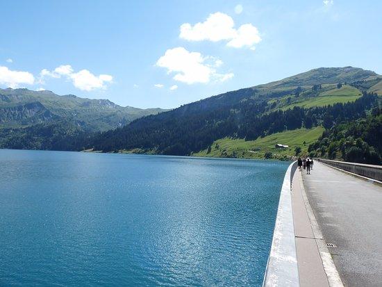 Areches, Γαλλία: Barrage de Roselend