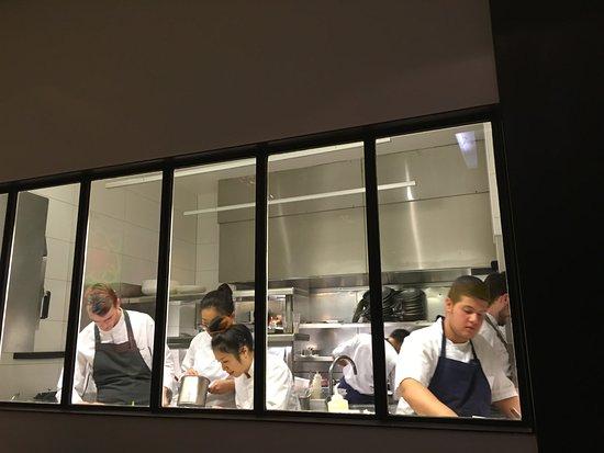 open kitchen picture of ze kitchen galerie paris ForZe Kitchen Galerie Dress Code