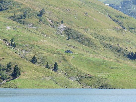Areches, Francia: Site de Roselend