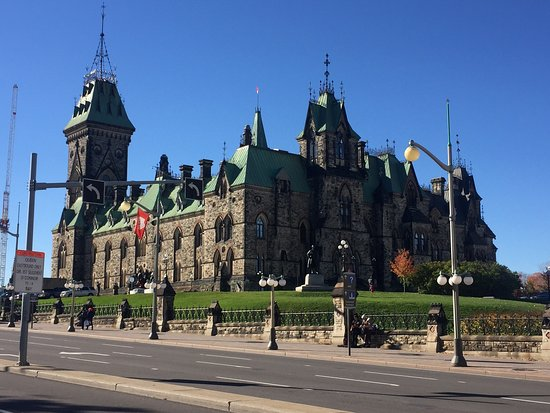 Ottawa, Canadá: พาร์เลียเมนท์ฮิล