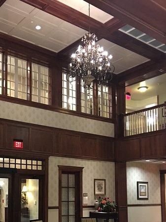 ليبرتي هوتل آن أسيند هوتل كوليكشن ميمبر: Lobby and second floor