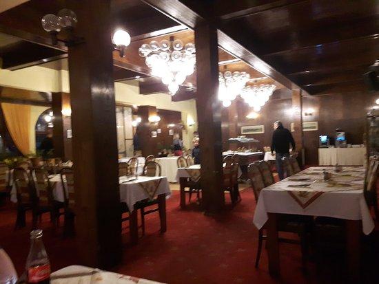 Horni Becva, สาธารณรัฐเช็ก: hotelová restaraurace