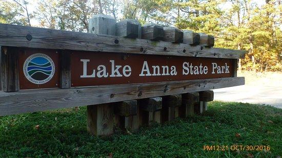Spotsylvania, VA: sign