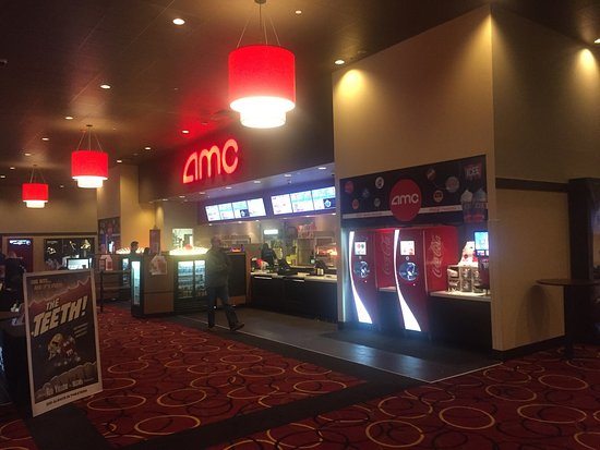 ‪AMC Burlington cinema‬