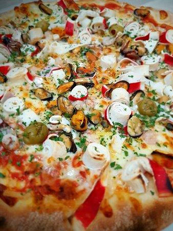 Ljubno, Slovenya: Gostilna in pizzeria pri Kumru