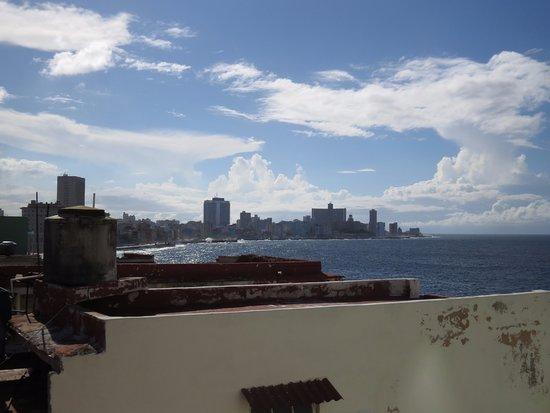 Casa Colonial Yadilis y Joel: vista desde la terraza