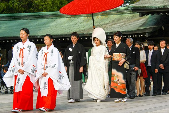 Traditional Japanese Wedding.Capturing The Moment A Traditional Japanese Wedding In Tokyo