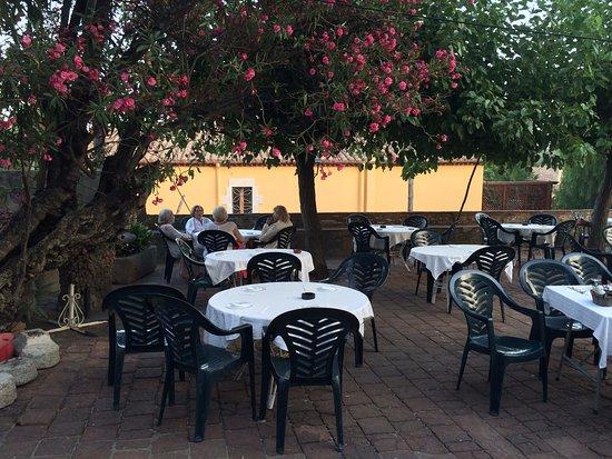 Cabrera de Mar, Spanje: La terraza