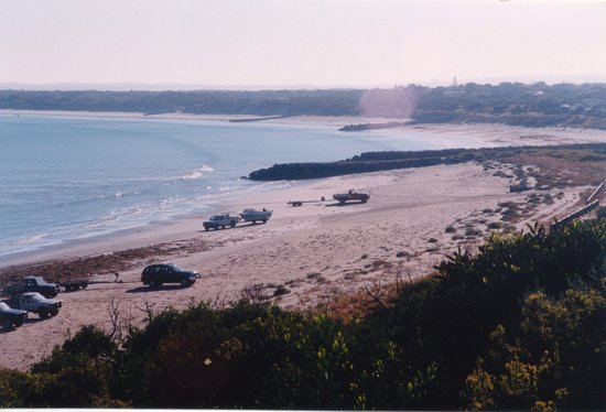 Southend, Australie : Our Beach just 200 metres from your room